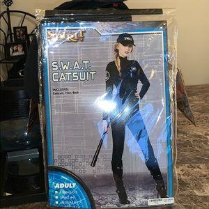 Other - Women's swat Halloween suit